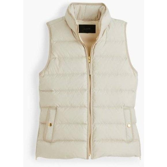 J. Crew Jackets & Blazers - NWT J. Crew mountain puffer vest